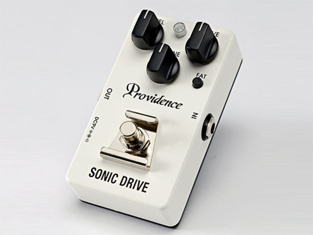 Providence Sonic Drive SDR