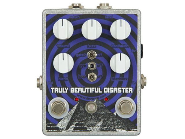 Effector 13/Devi Ever Truly Beautiful Disaster