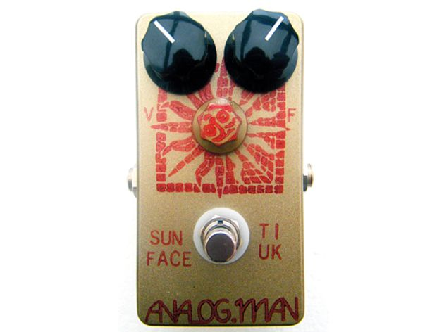 Analogman Sun Face