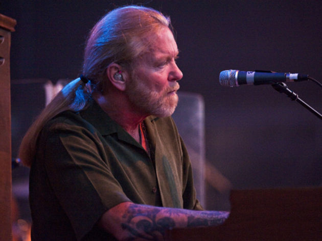 Gregg Allman's 10 greatest blues performances of all time
