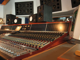 In pictures: Grouse Lodge studios, Ireland