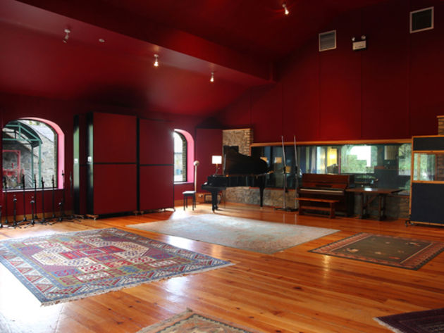 Studio One live room
