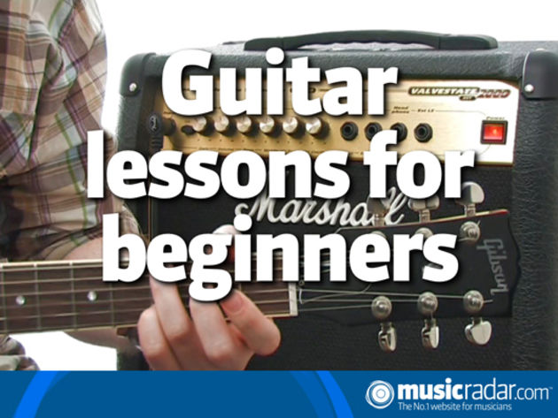 Guitar lessons for beginners: intro