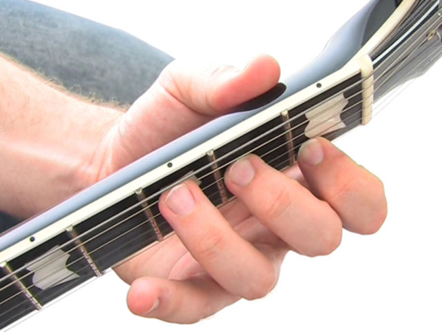 Perfect open chords