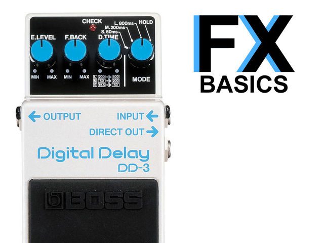 What is digital delay?