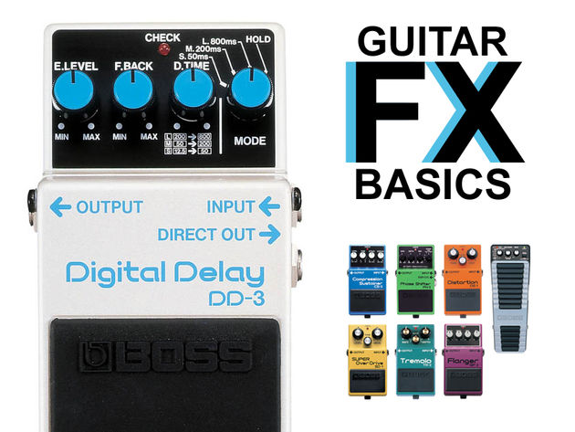 Guitar FX lessons for beginners: intro