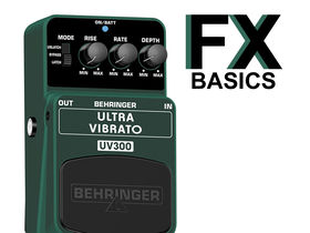 Guitar FX lessons for beginners