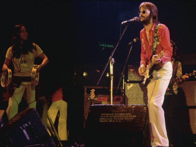 Eric Clapton – labourer