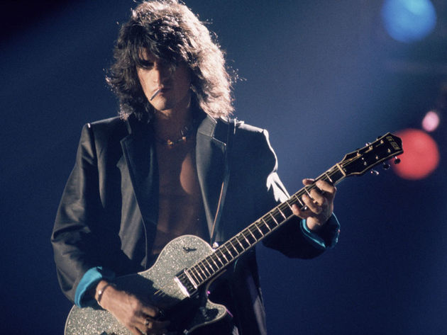Joe Perry – ice cream man
