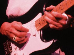 Holiday Quiz: guess the guitarist's hands