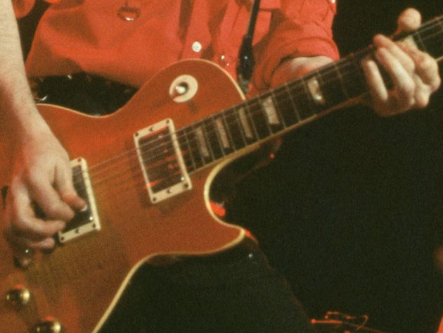 There are plenty of Les Paul legends out there, but who's this?