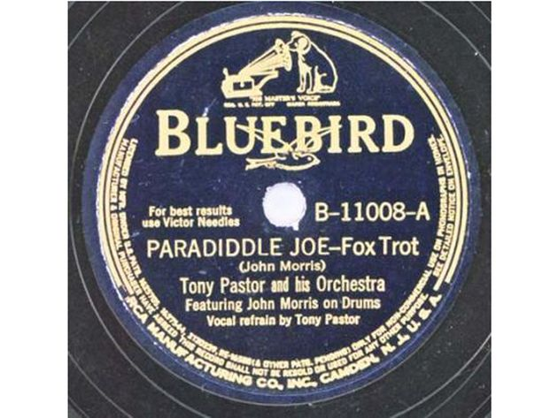 Tony Pastor And His Orchestra – Paradiddle Joe (1952)
