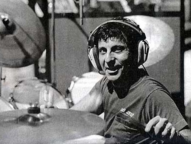 Session legend Hal Blaine picks five essential drum records