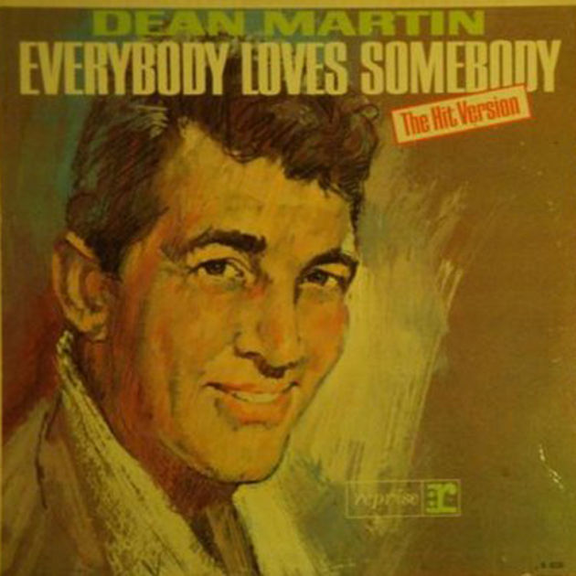 Dean Martin - Everybody Loves Somebody (1964)
