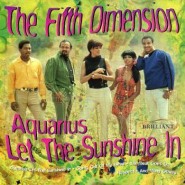 The 5th Dimension - Aquarius/Let The Sunshine In (1969)