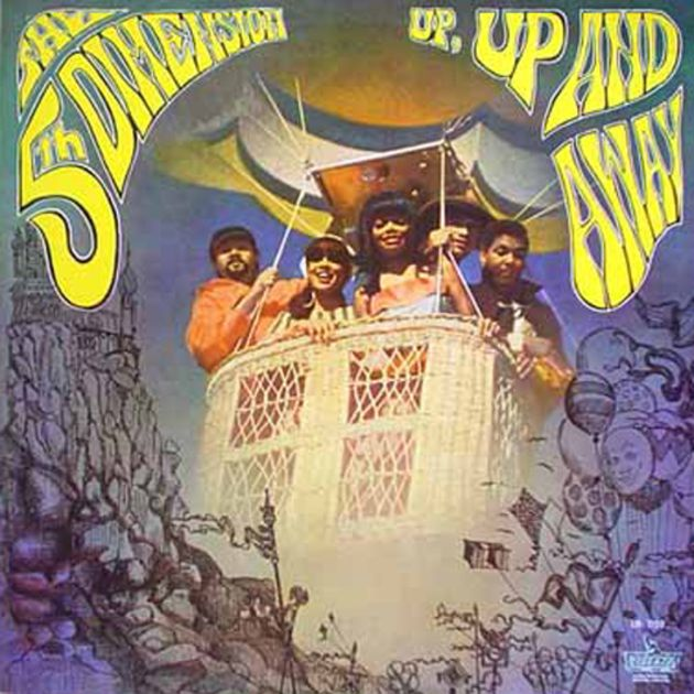 The 5th Dimension - Up, Up And Away (1967)