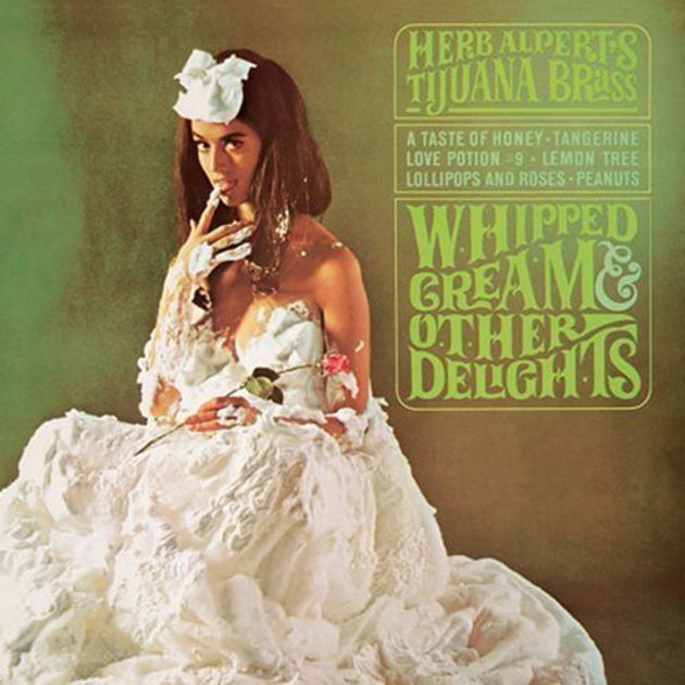 Herb Alpert & The Tijuana Brass - A Taste Of Honey (1965)
