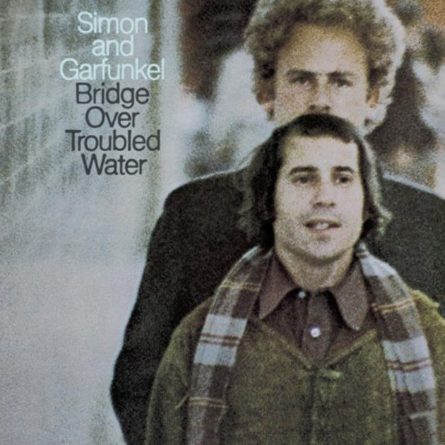 Simon & Garfunkel - Bridge Over Troubled Water (1970)