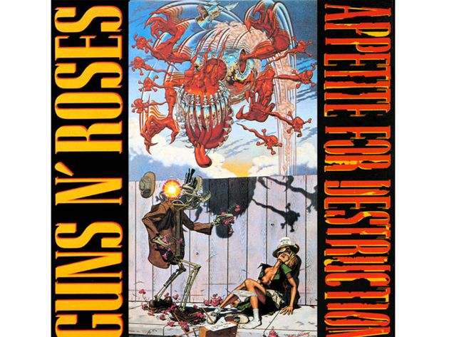 Guns N' Roses – Appetite For Destruction (1987)