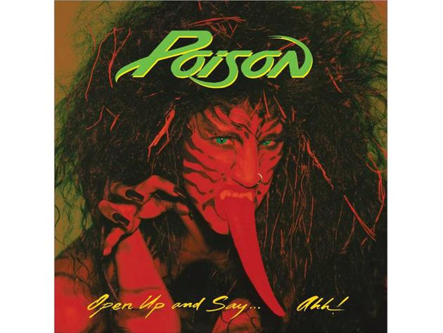Poison – Open Up And Say... Ahh! (1988)