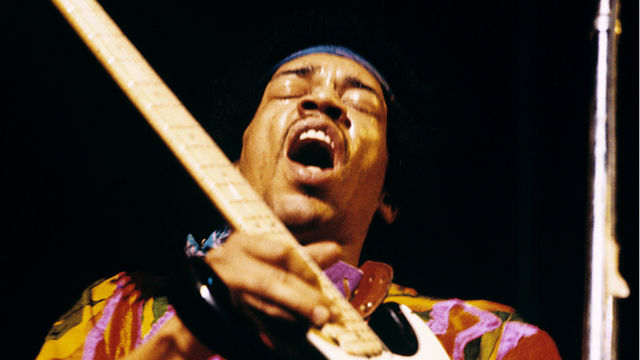 One of Jimi Hendrix's last interviews captures him in a period of transition