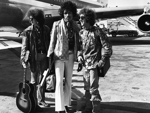 Valleys of Neptune captures the last recordings of the Jimi Hendrix Experience