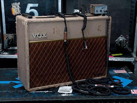 Vox ac30 bass amp