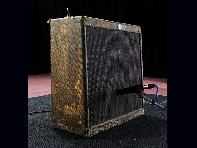 '54 Fender Bassman