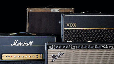VIDEO: Legendary guitar amps play tested!