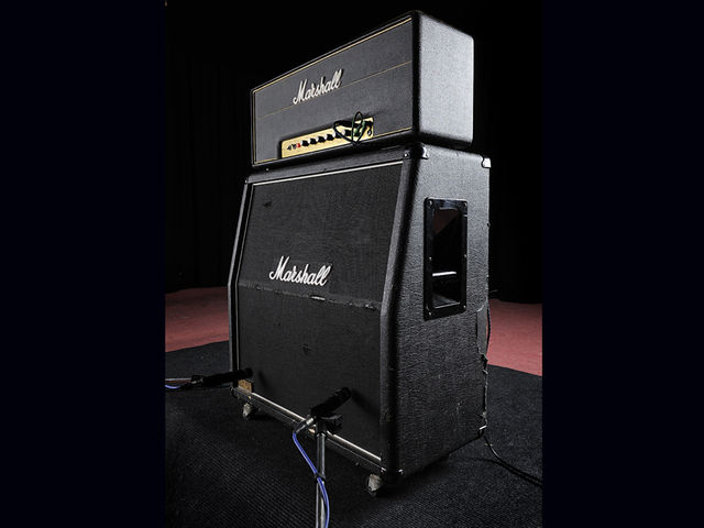 '69 Marshall Super Bass