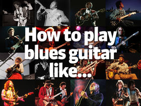 How to play guitar like…
