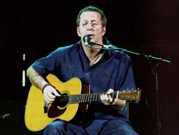 Eric Clapton (acoustic)