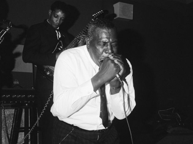 The life and times of Howlin' Wolf