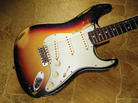 IN PRAISE OF: The Fender Stratocaster