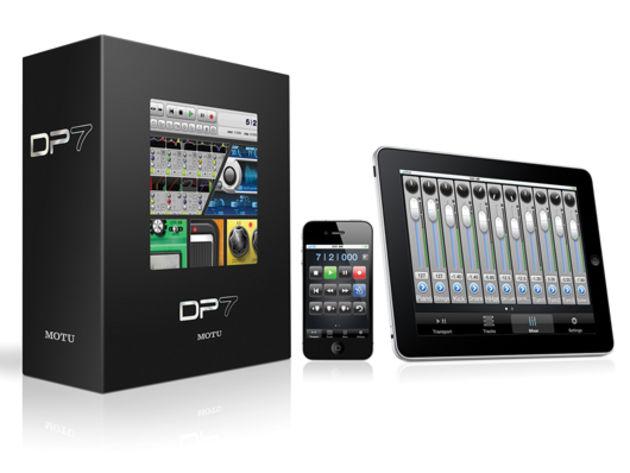 MOTU DP Control App, Free
