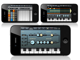 iPhone/iPad iOS music making app round-up: Week 50