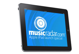 Apple iPad: free music wallpapers