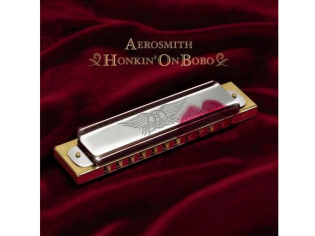 Aerosmith – Honkin' On Bobo (2004)