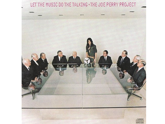 The Joe Perry Project – Let The Music Do The Talking (1980)