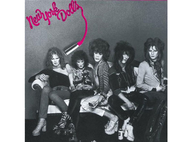 New York Dolls – New York Dolls (1973)