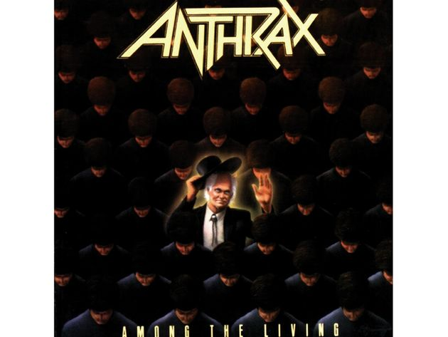 Anthrax – Among The Living (1987)
