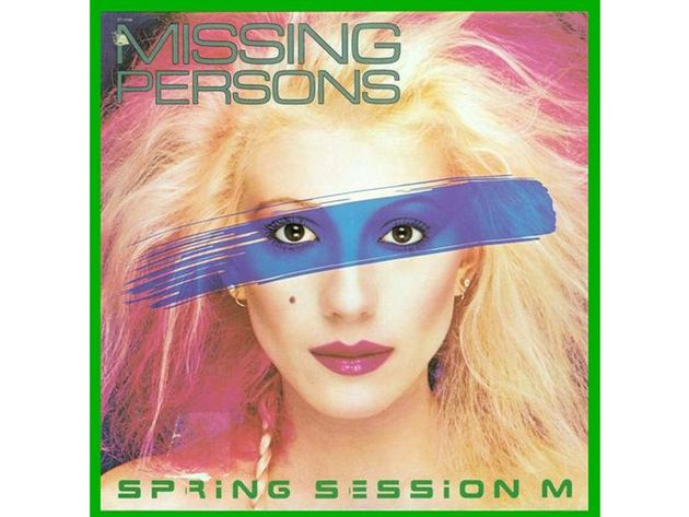 Missing Persons – Spring Session M (1982)