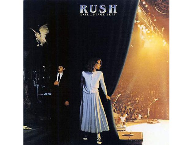 Rush – Exit… Stage Left (1981)