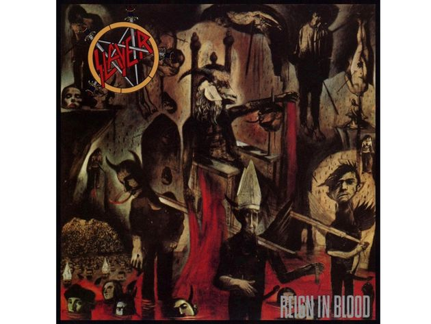 Slayer – Reign In Blood (1986)