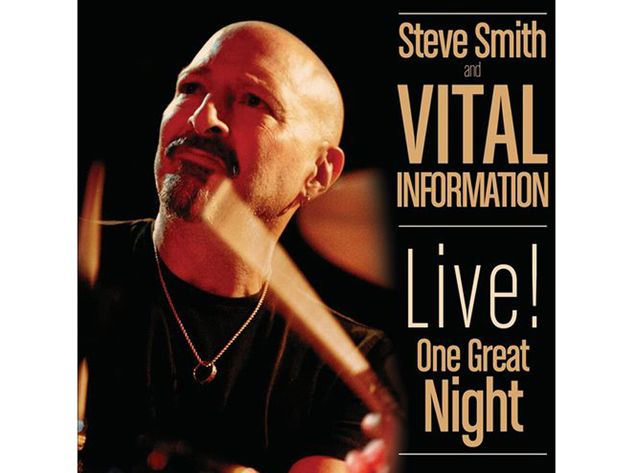 Steve Smith And Vital Information – Live! One Great Night (2012)