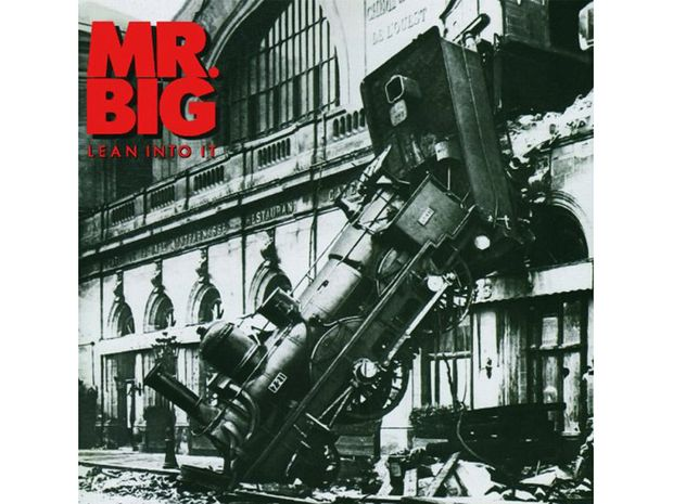 1991 Mr Big Lean Into It By Sidnei Cremon 45 MB