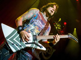 Five Finger Death Punch's Jason Hook picks 11 essential guitar albums