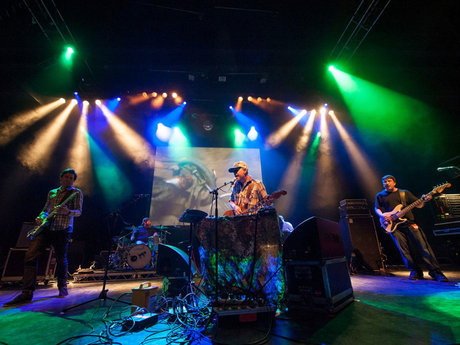Grandaddy performing live in london in september 2012