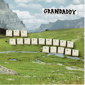 Grandaddy - sophtware slump cover