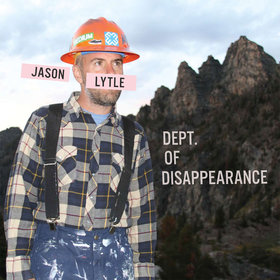 Jason lytle - dept. of disappearance cover